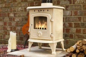 The padstow wood burning stove