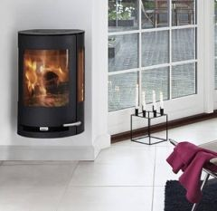 the Home Fire Shop Aduro 9-4 Wopod Stovewood stove aduro