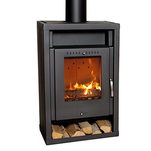 The home fire shop the Aduro Asgard-1  5kW steel wood stove