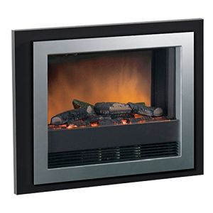 electric fire reviews Dimplex Bizet with black surround