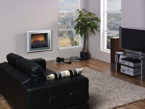 Electric Fire Reviews Dimplex bizet instillation