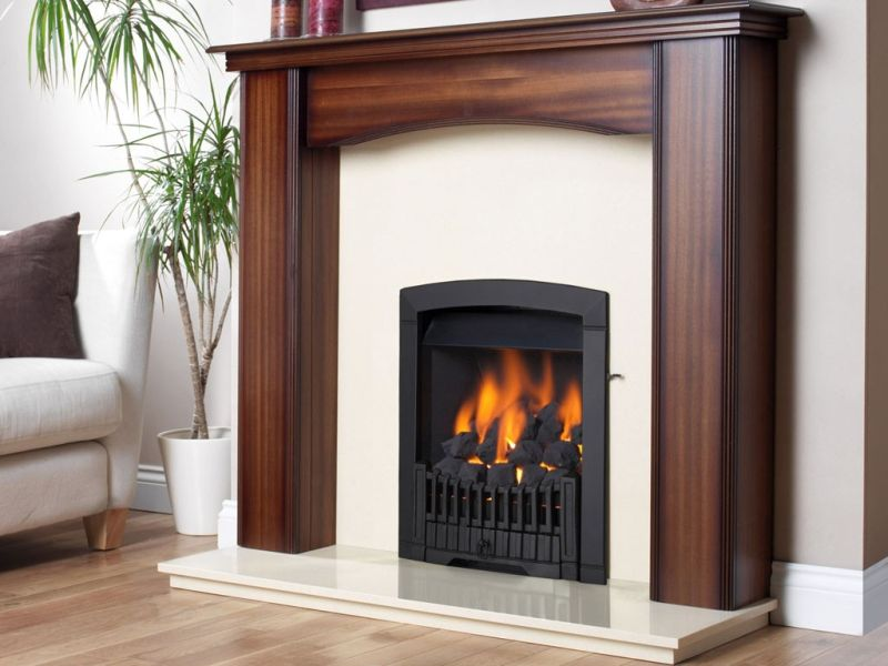 The HomeFire Shop Consumer Guide Flavel Rhapsody inset LPG/Gas Fire