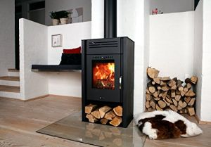 The home fire shop wood stove reviews Aduro Asgard 5kW DEFRA approved wood burning stove