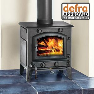 The Home Fire Shop Wood Stove Reviews Clarke Regal Cast Iron Multi Fuel Stove