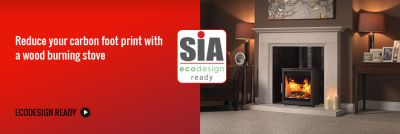 Wood-burning stoves: What do the new rules mean for your stove SIA Logo